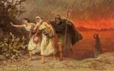 На месте гибели Содома и Гоморры были найдены признаки падения астероида